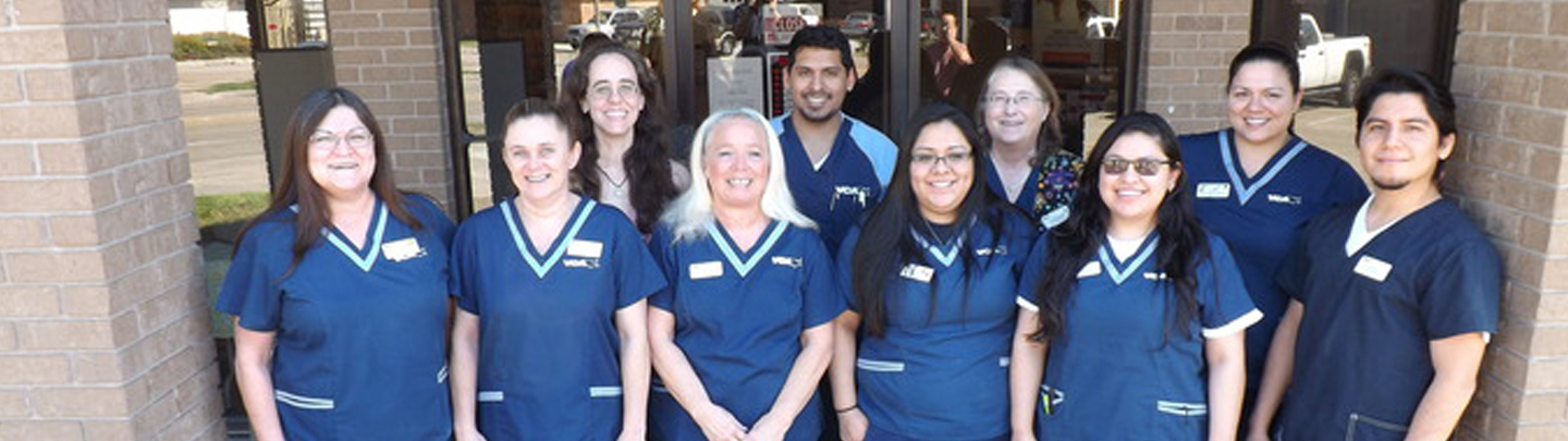 Team Picture of VCA Spring Branch Animal Hospital