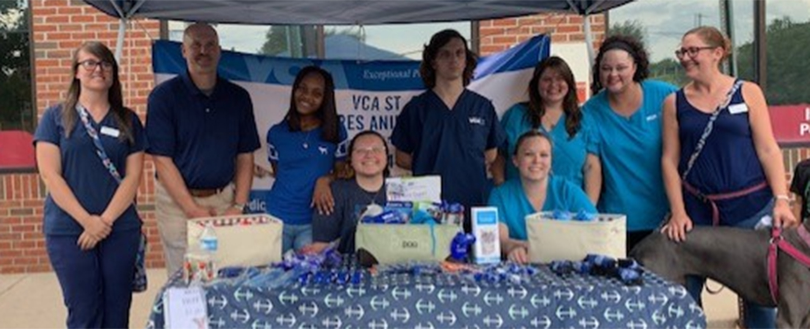 Team Picture of VCA St. Clair Shores Animal Hospital