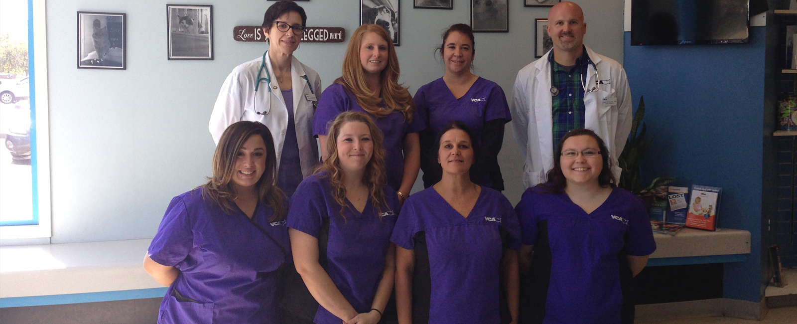Team Picture of VCA St Clair Shores Animal Hospital