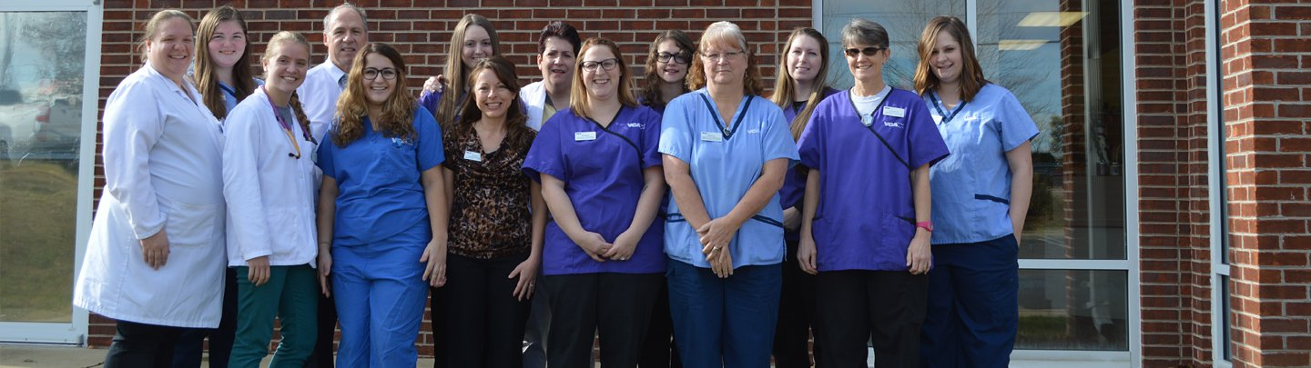 Team Picture of VCA St Mary's Animal Hospital