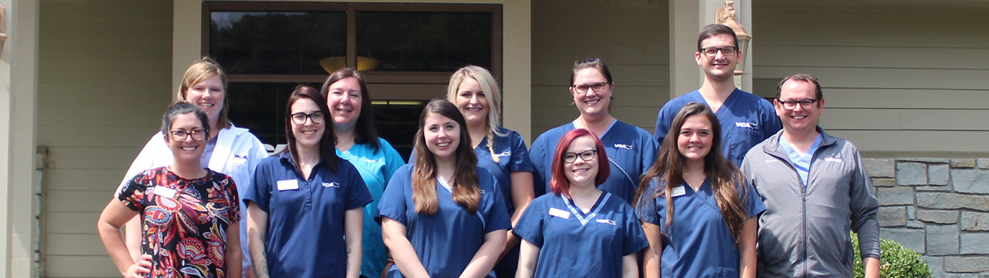 Team Picture of  VCA Sugar Grove Animal Hospital