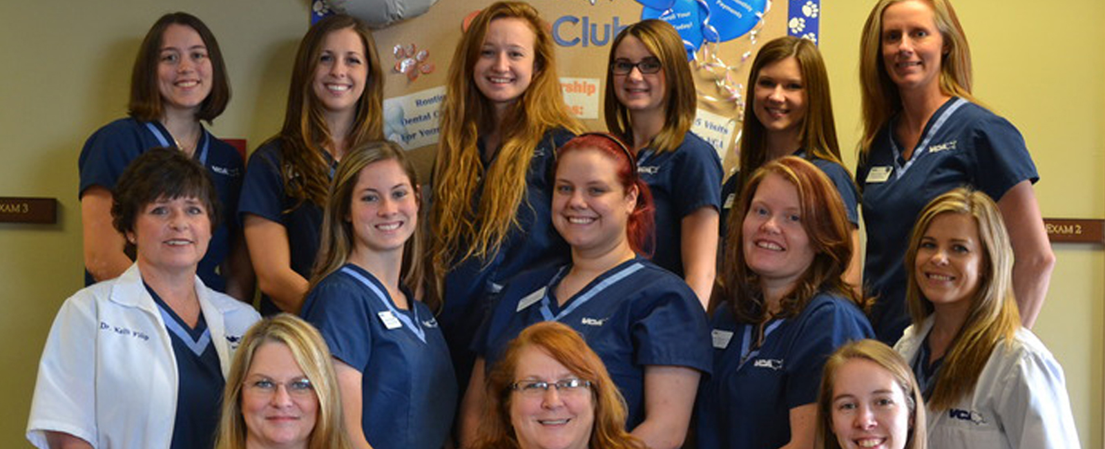 Homepage Team Picture of  VCA Tomball Animal Hospital
