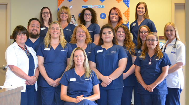 Homepage Team Picture of VCA Tomball Veterinary Hospital