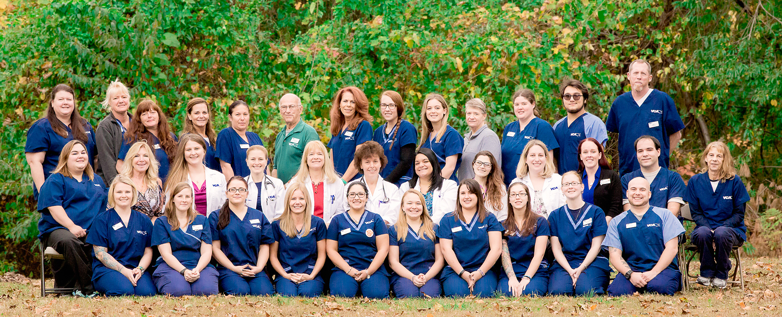 Team Picture of VCA Toms River Animal Hospital