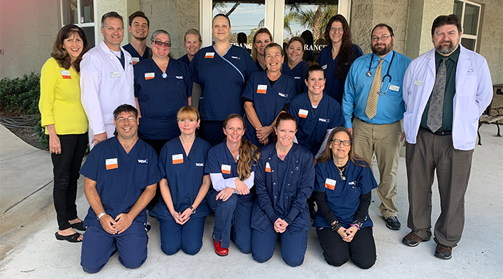 Homepage Team Picture of VCA Tri County Animal Hospital
