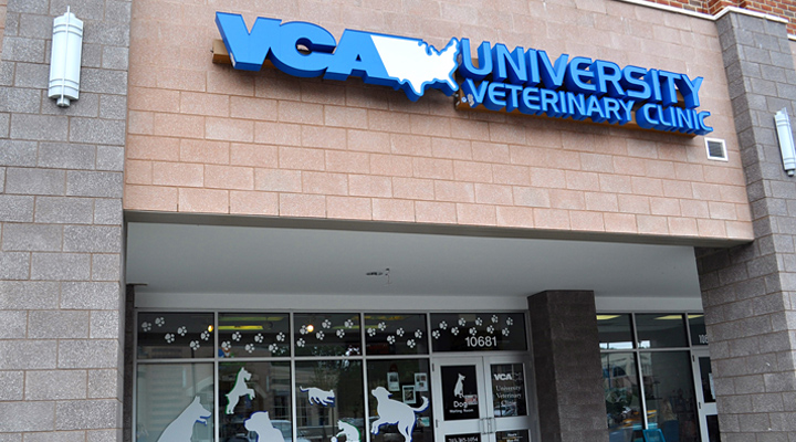 Homepage Hospital Picture of VCA University Animal