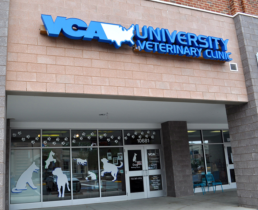 Hospital Picture of VCA University Animal