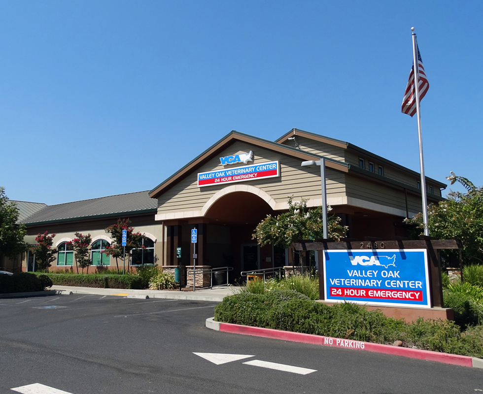 VCA Valley Oak Veterinary Center