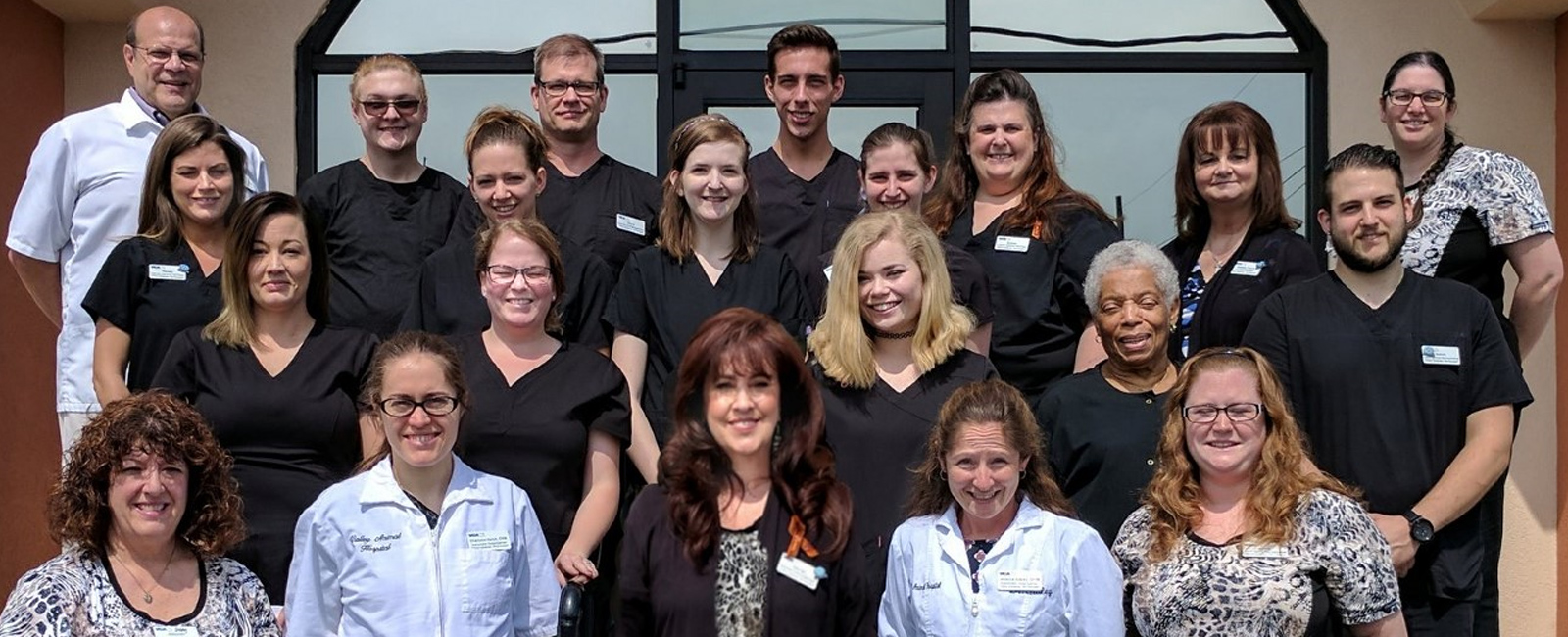 Team Picture of VCA Valley Animal Hospital