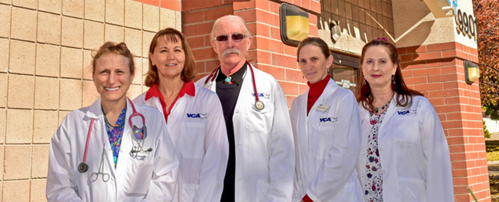 Homepage Team Picture of VCA Veterinary Care Animal Hospital and Referral Center
