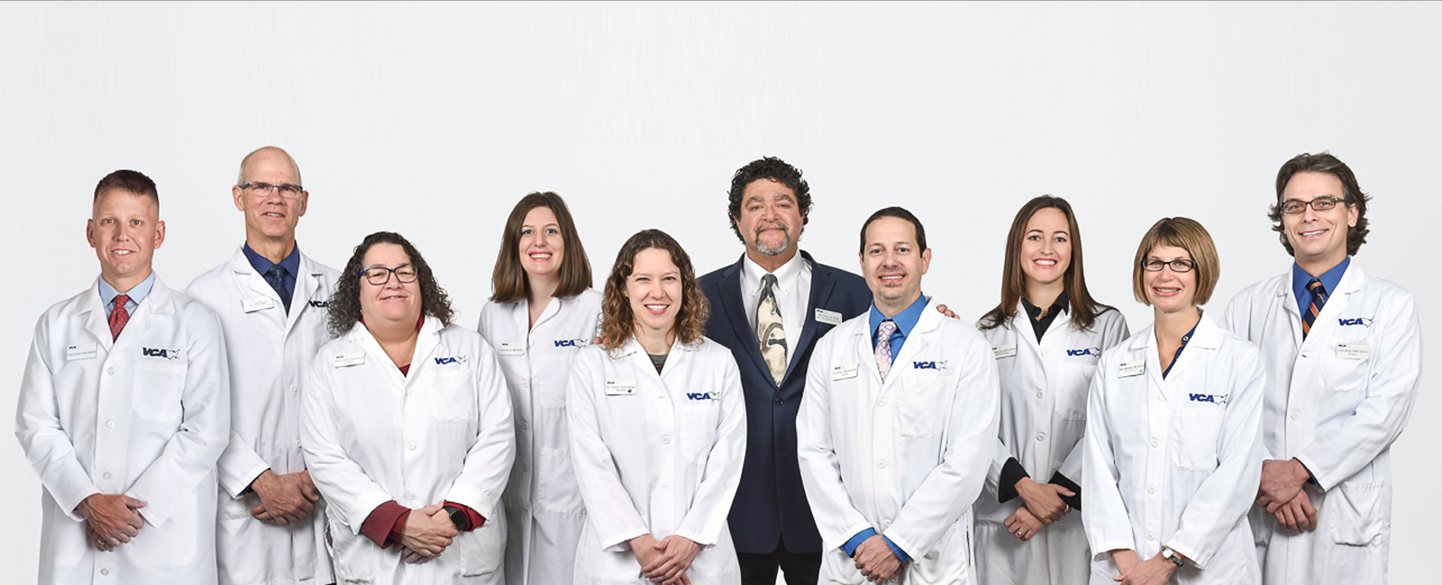 Team Picture of VCA Veterinary Care Animal Hospital