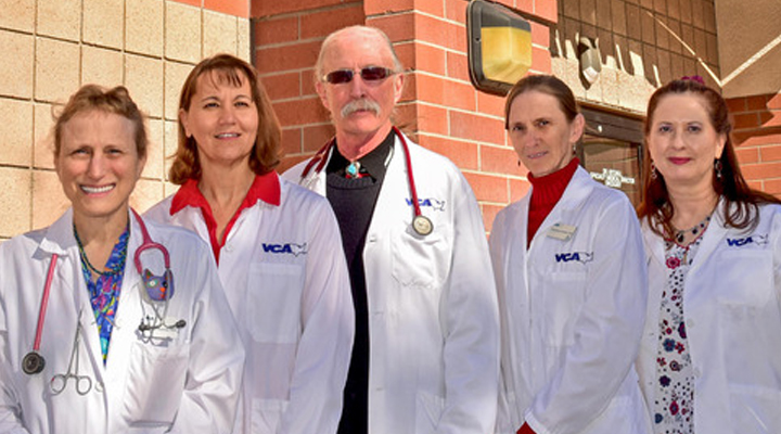 Team Picture of VCA Veterinary Care Animal Hospital and Referral Center