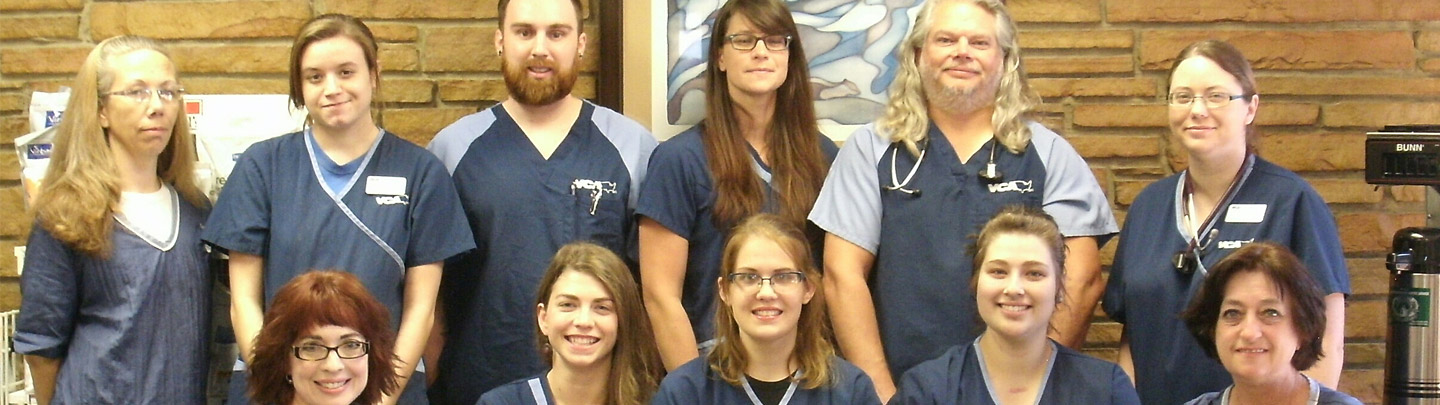 Team Picture of Veterinary Medical Center Animal Hospital