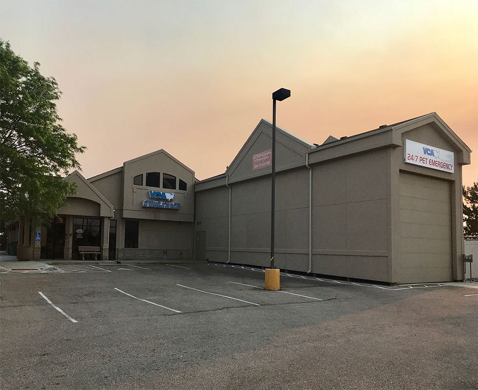 Our Hospital at Veterinary Specialists of Northern Colorado