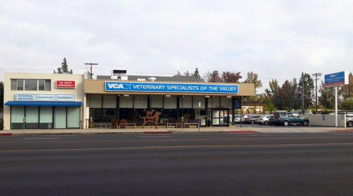 VCA Veterinary Specialists of the Valley