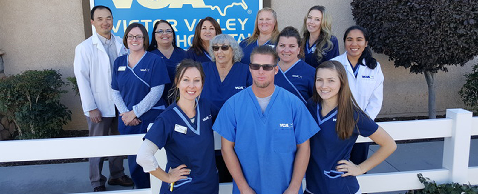Homepage Team Picture of  VCA Victor Valley Animal Hospital