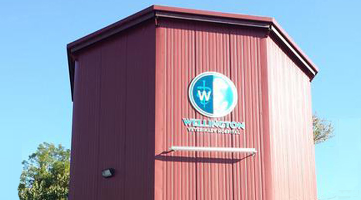 Homepage Hospital Picture of VCA Wellington Animal Hospital