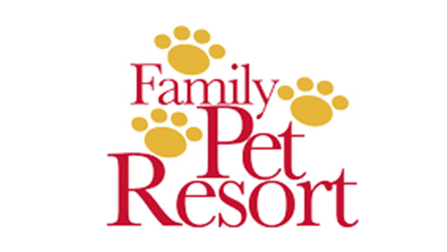 Family Pet Resort Logo