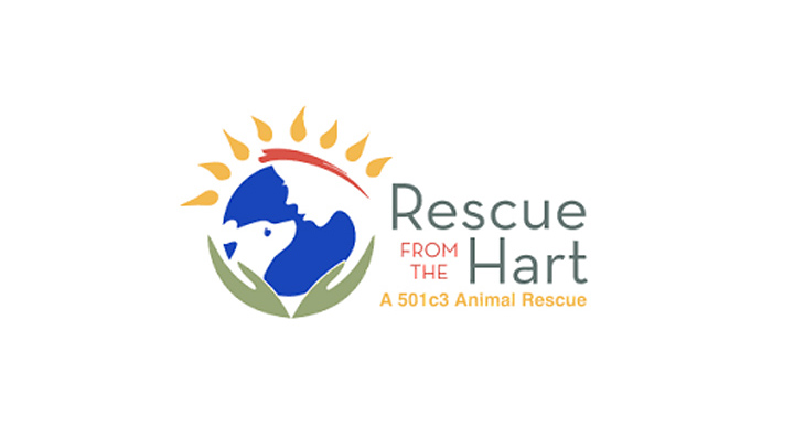 Rescue from the Hart logo