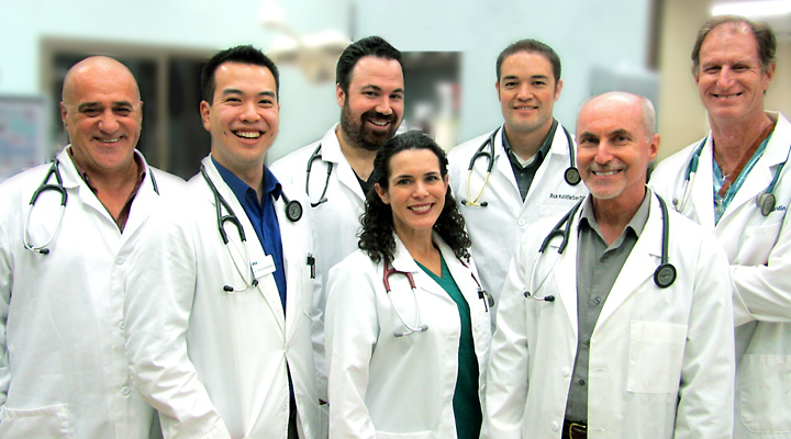 Homepage Team Picture of Westlake Animal Hospital
