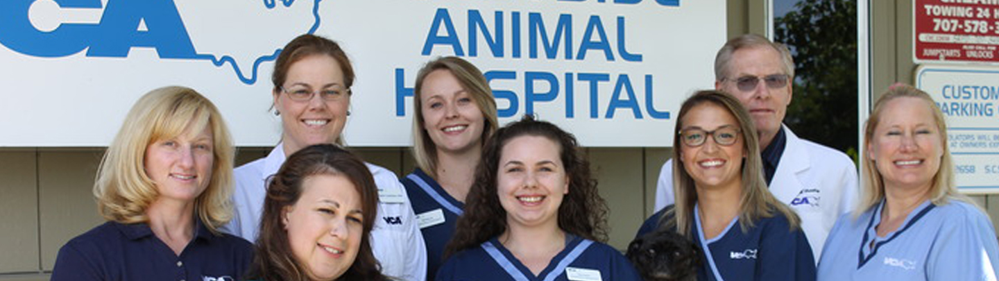 Team Picture of VCA Westside Santa Rosa Animal Hospital
