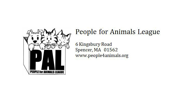 People 4 Animals logo