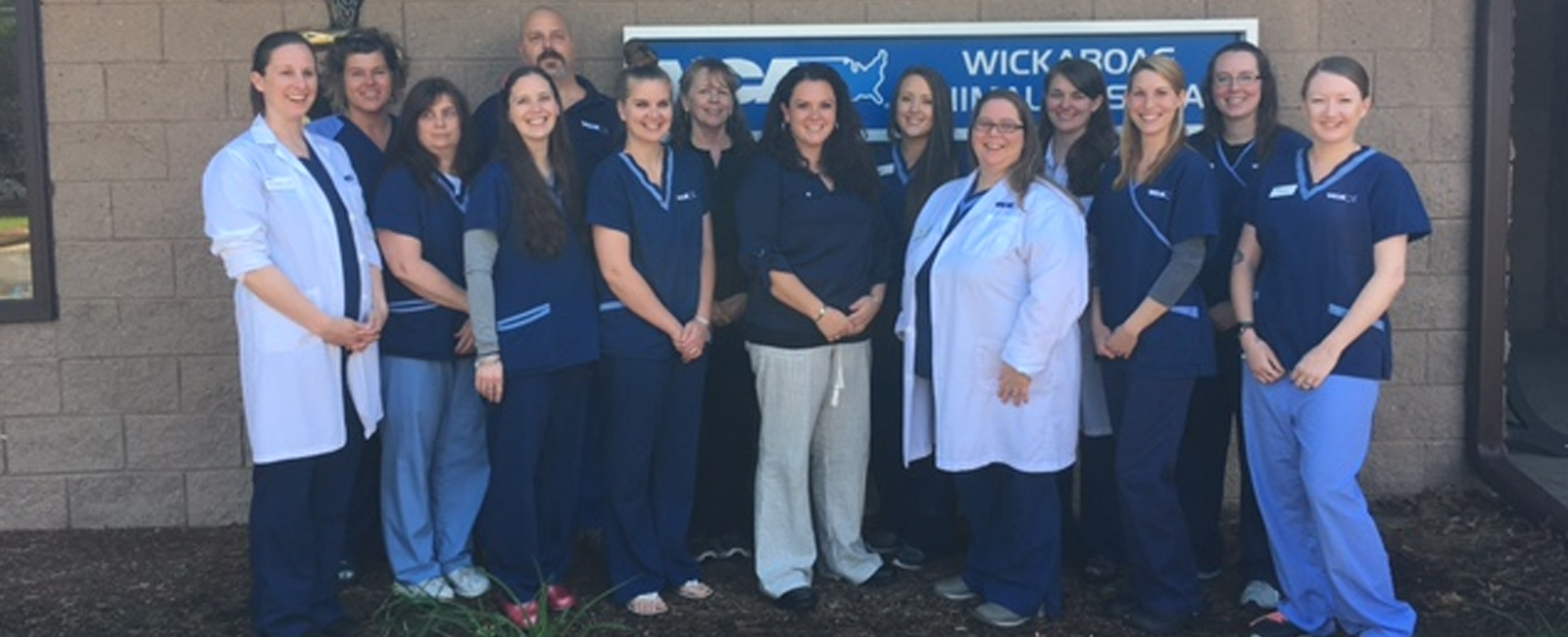 Team Picture of VCA Wickaboag Animal Hospital