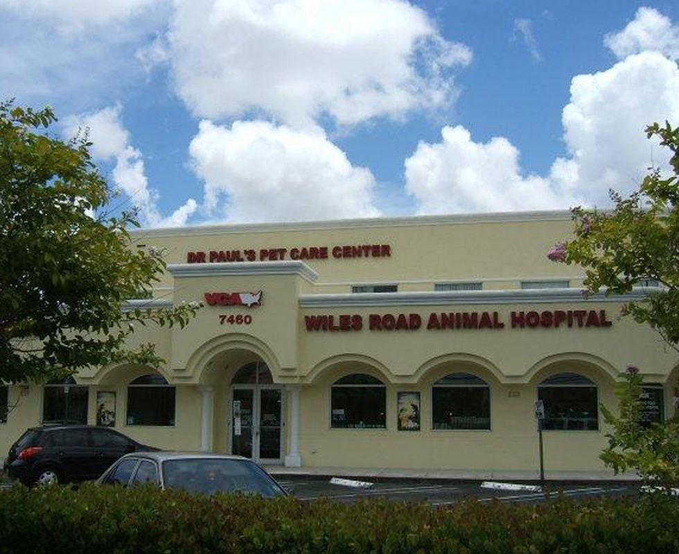 Hospital Picture of  VCA Wiles Road Animal Hospital