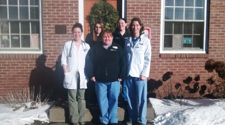 Team Picture of VCA Windham Animal Hospital