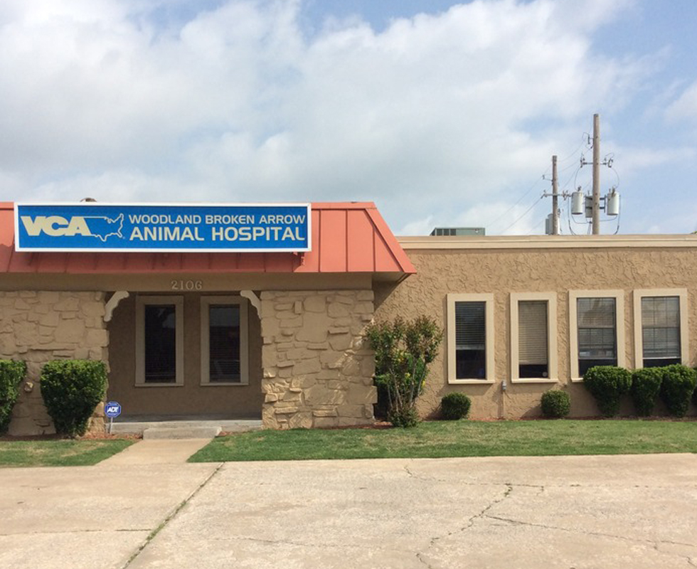Hospital Picture of VCA Woodland Broken Arrow Animal Hospital