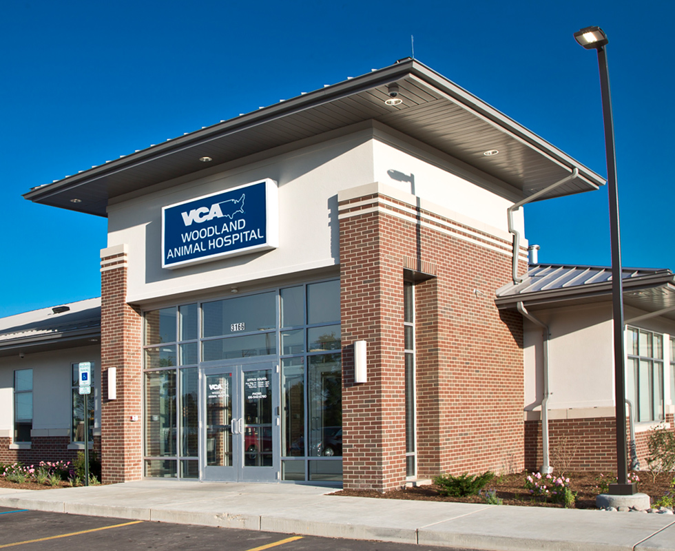 Hospital Picture of VCA Woodland Animal Hospital