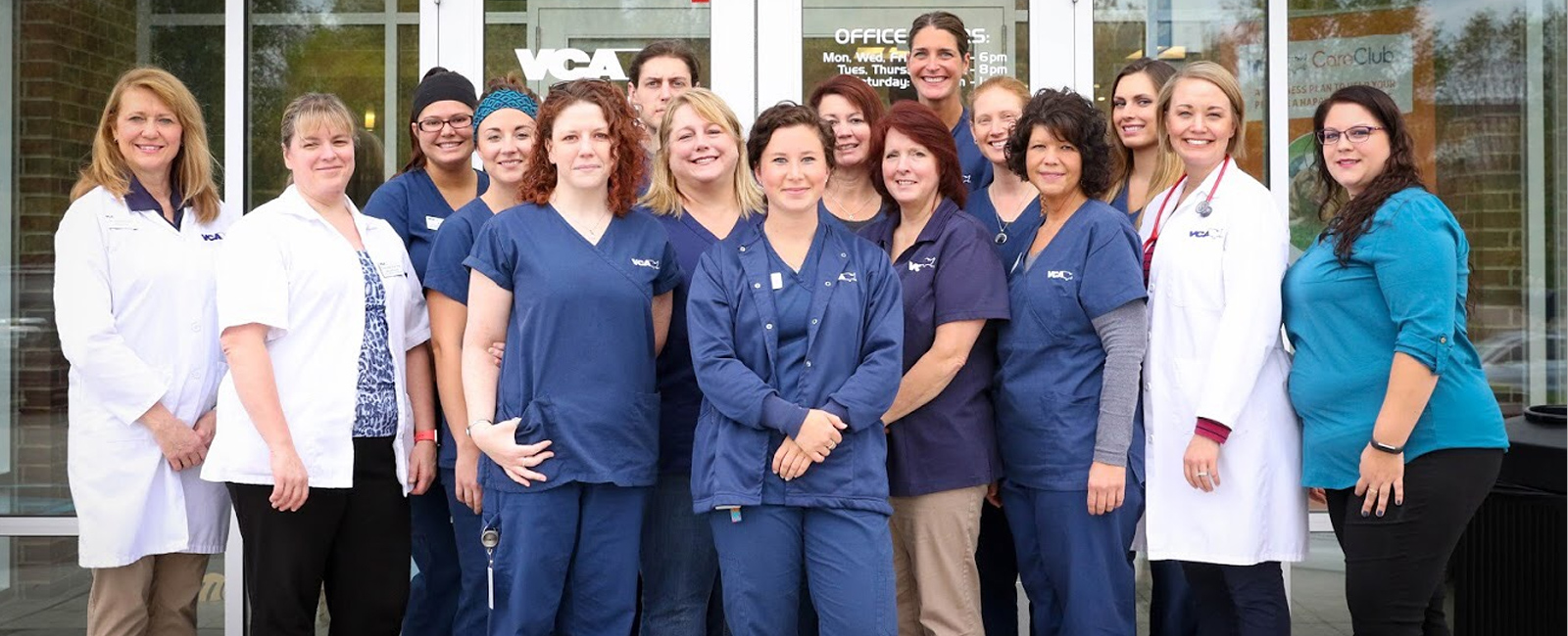 Team Picture of VCA Woodland Animal Hospital