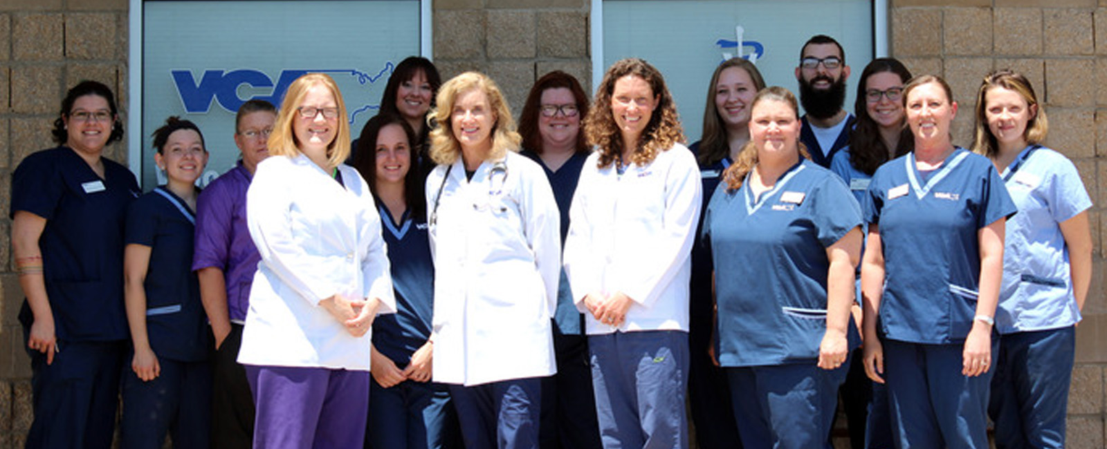 Homepage Team Picture of VCA Woodland South Animal Hospital