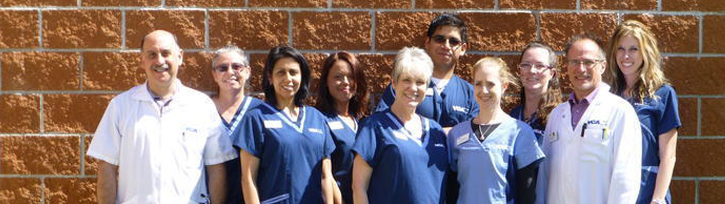 Team Picture of VCA Woodlands Animal Hospital