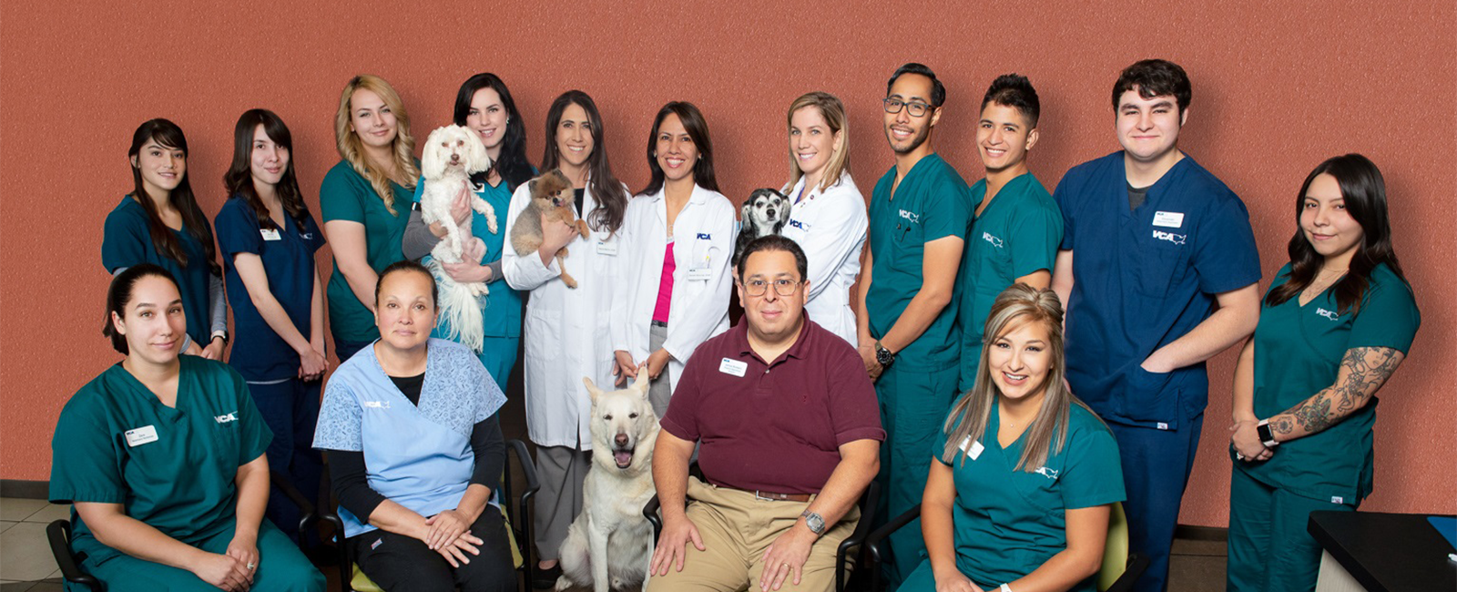Homepage Team Picture of VCA Wyoming Animal Hospital